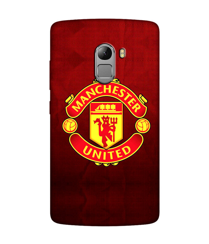 Creatives 3D Manchester United Lenovo  Case
