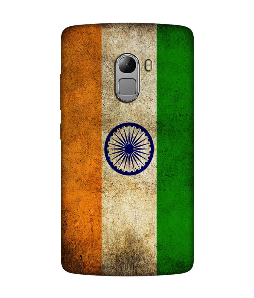 Creatives 3D Indian Flag Lenovo Case