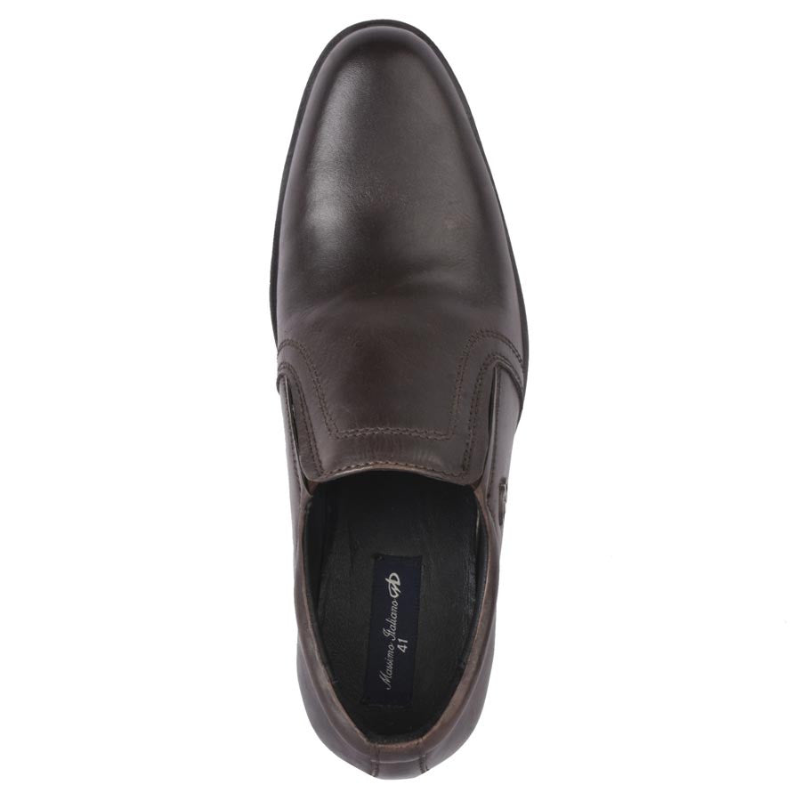Massimo Italiano Brown Formal