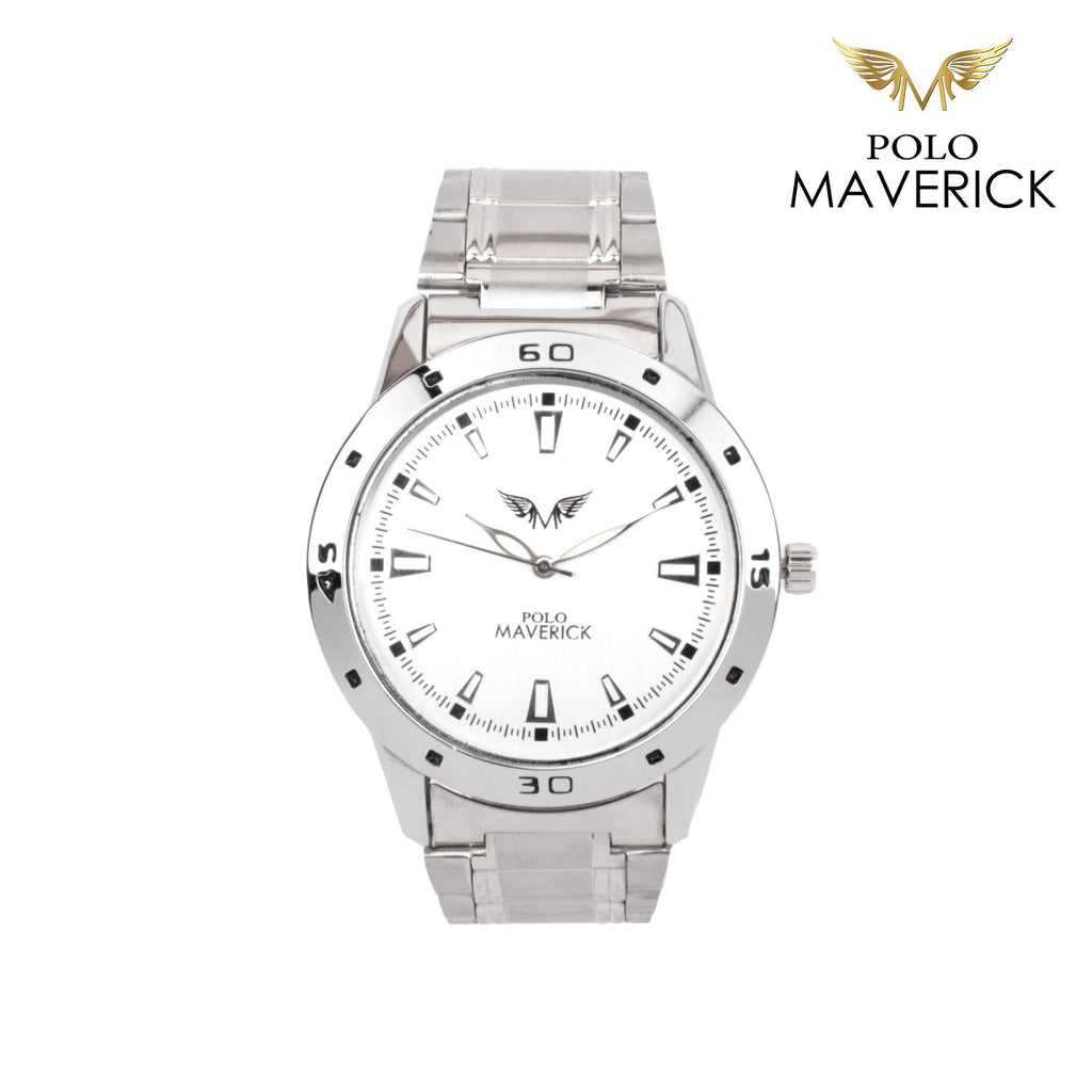 Polo Maverick New Model Analog Watch - For Men