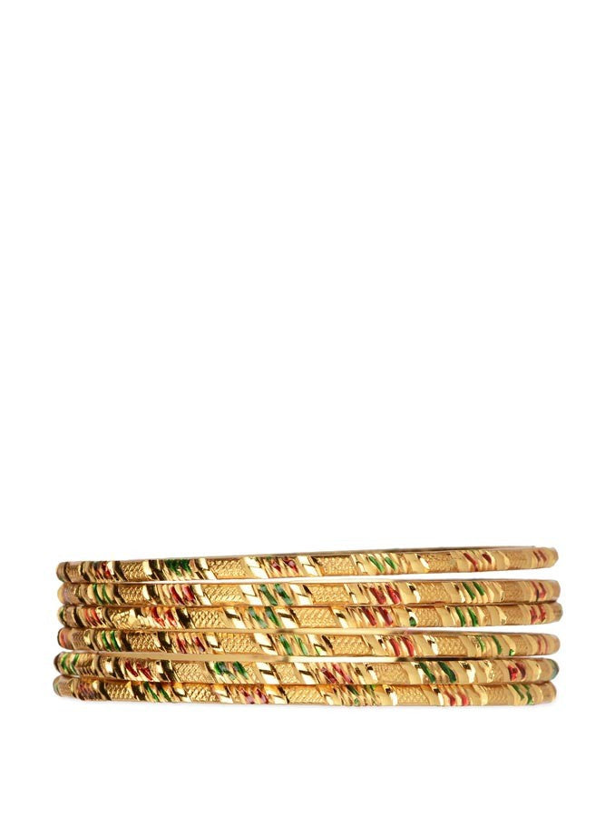 Gold Plated Bangle_ESD0444