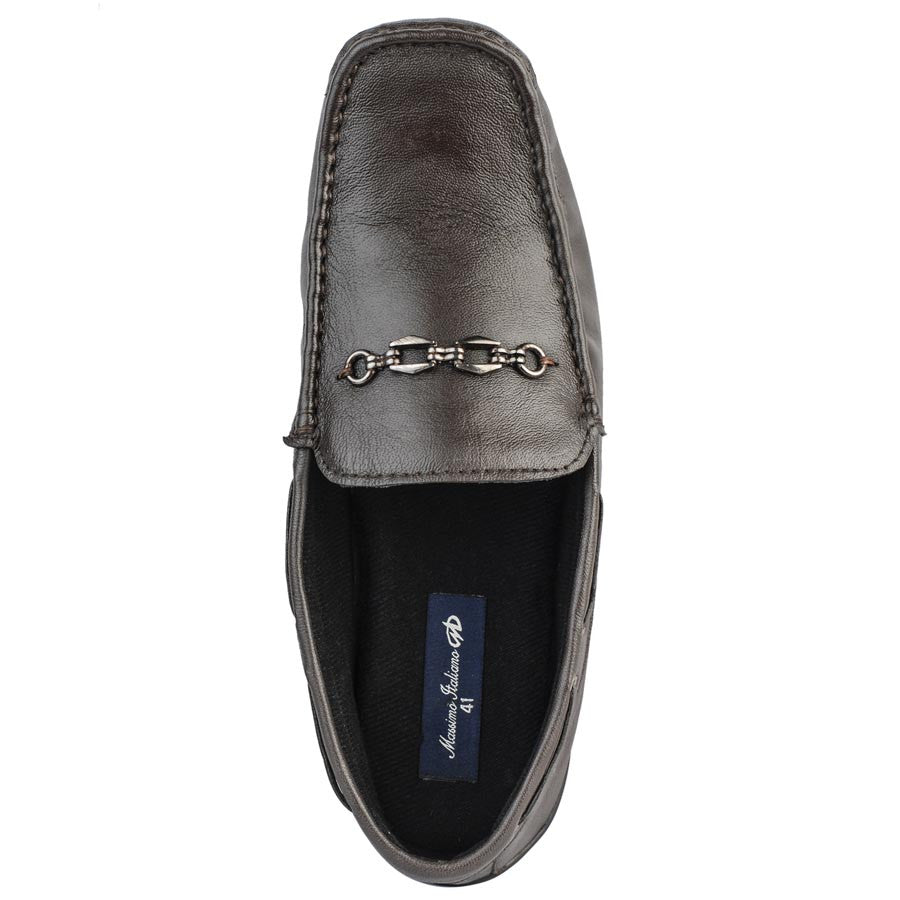 Massimo Italiano Brown Stylish Loafer