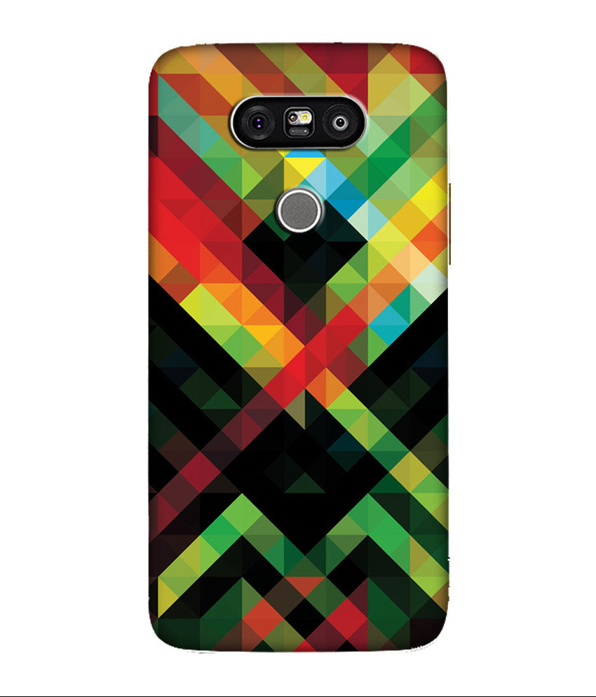 Creatives 3D Zigzag LG Case