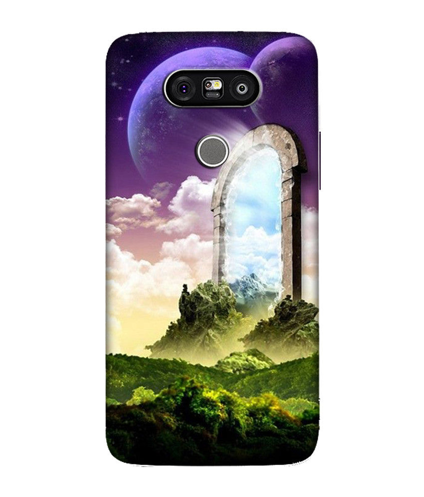 Creatives  3D Mirror LG Case