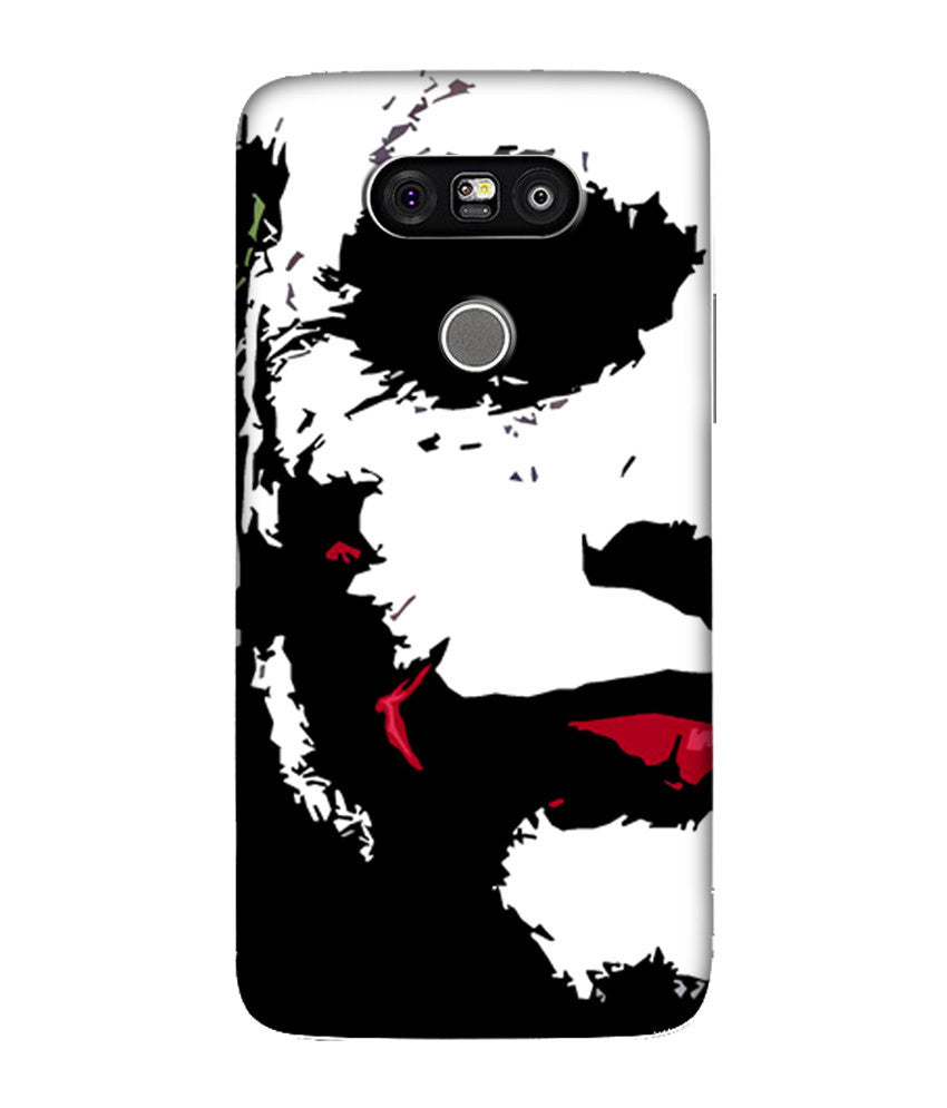 Creatives 3D Jokar Batman LG Case