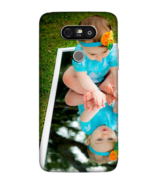 Creatives 3D Baby Girl LG Case