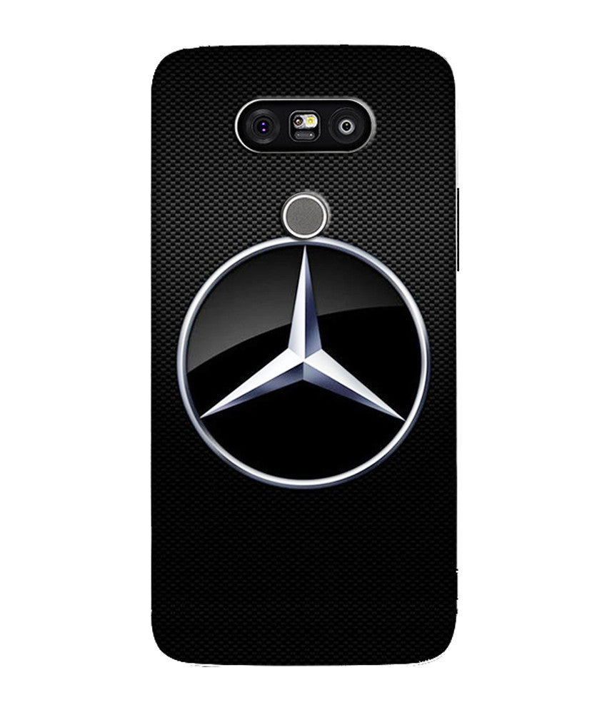 Creatives 3D Mercedes Logo LG Case