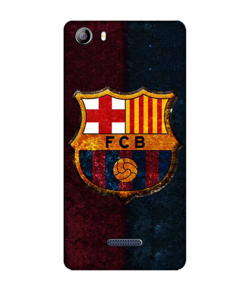 Creatives 3D FCB Micromax  Case