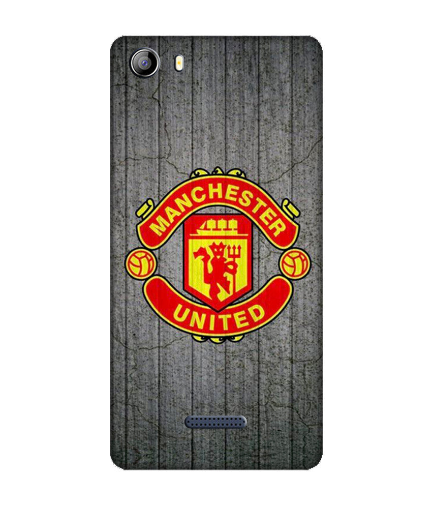 Creatives 3D Manchester United Micromax  case