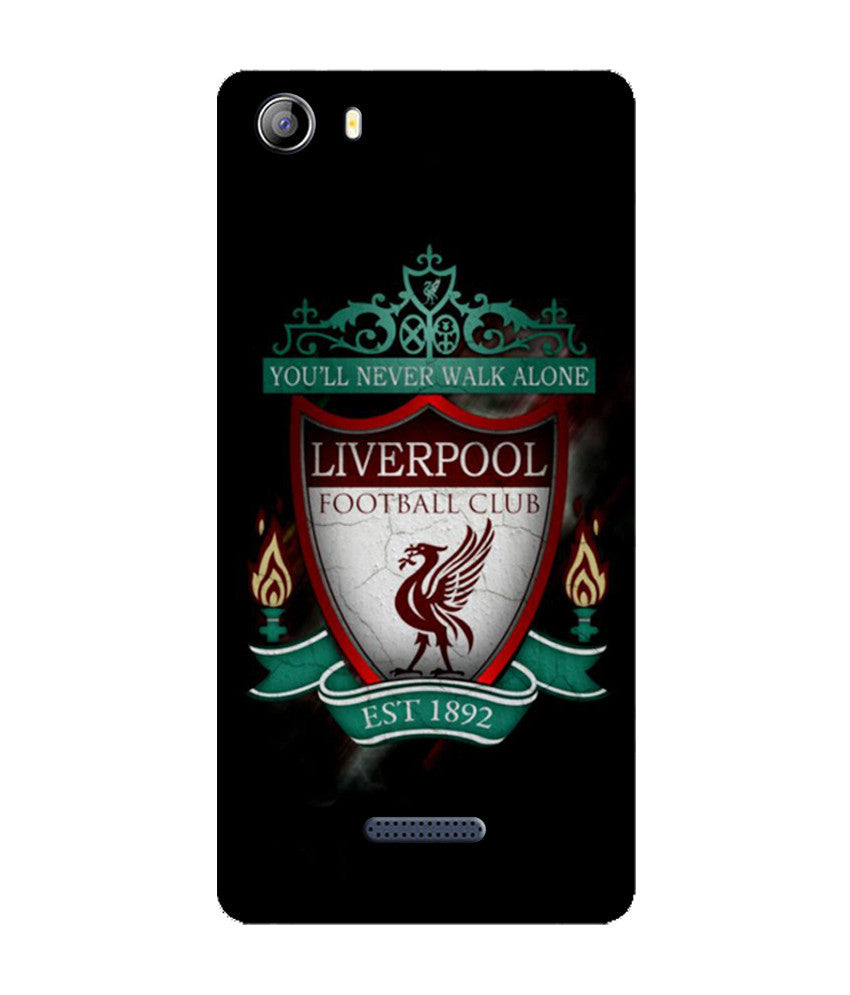 Creatives 3D LIVERPOOL Micromax  case