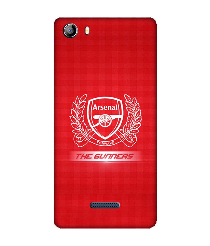 Creatives 3D Arsenal Micromax  case