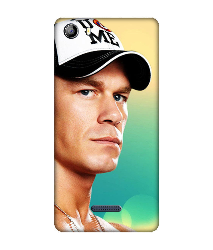 Creatives 3D John Cena Micromax  Case