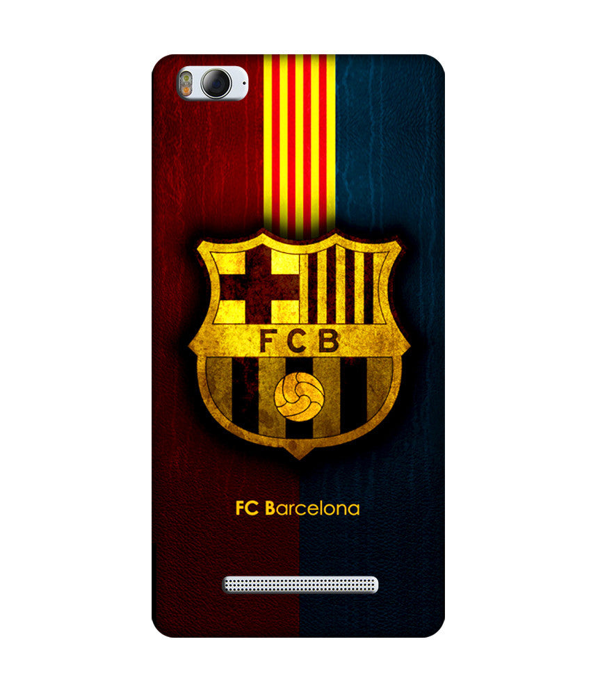 Creatives 3D FCB Xiaomi  Case