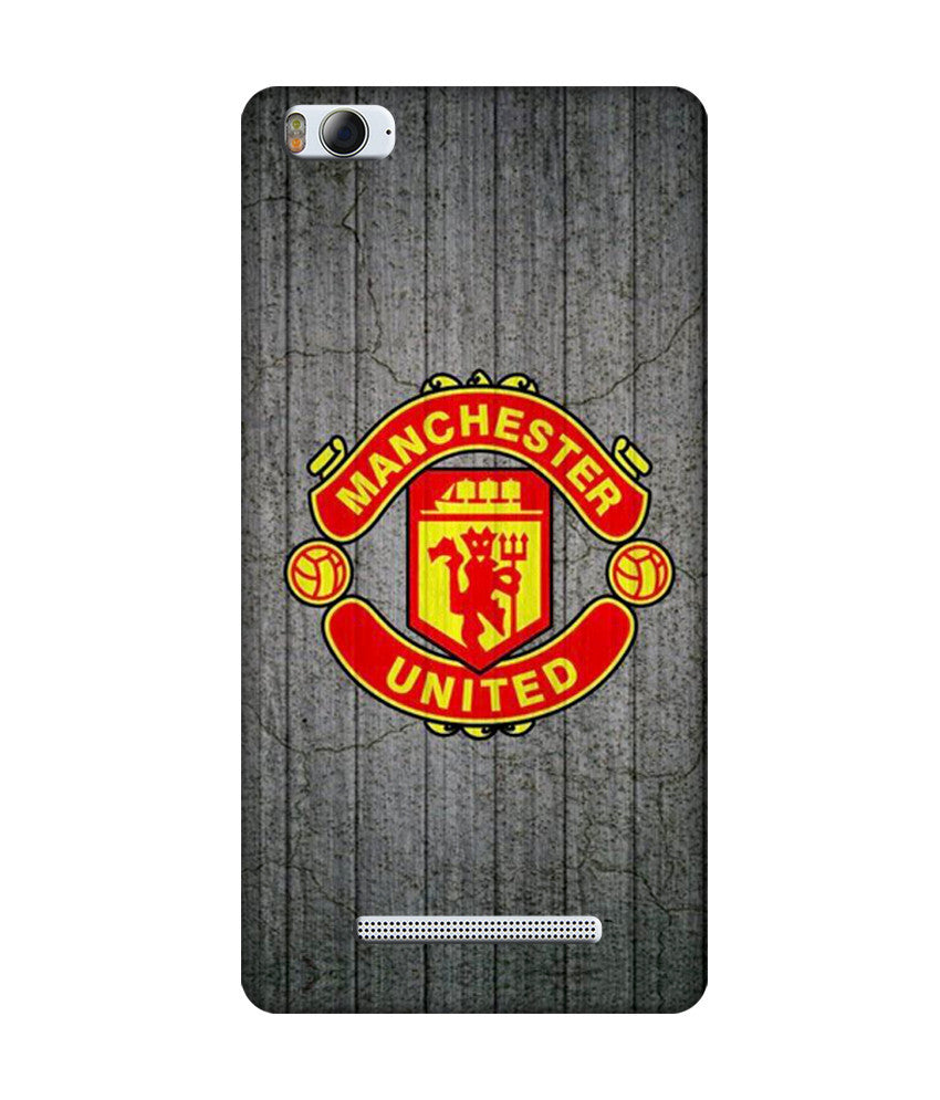Creatives 3D Manchester United Xiaomi  case