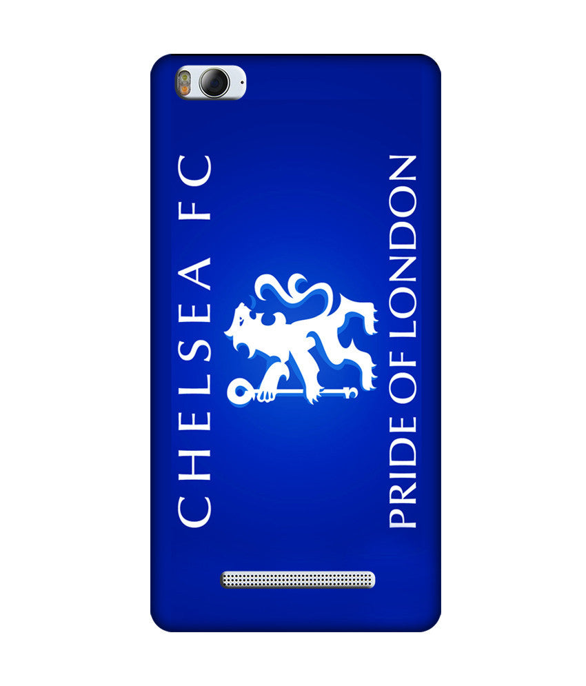 Creatives 3D CHELSEA FC Xiaomi  Case