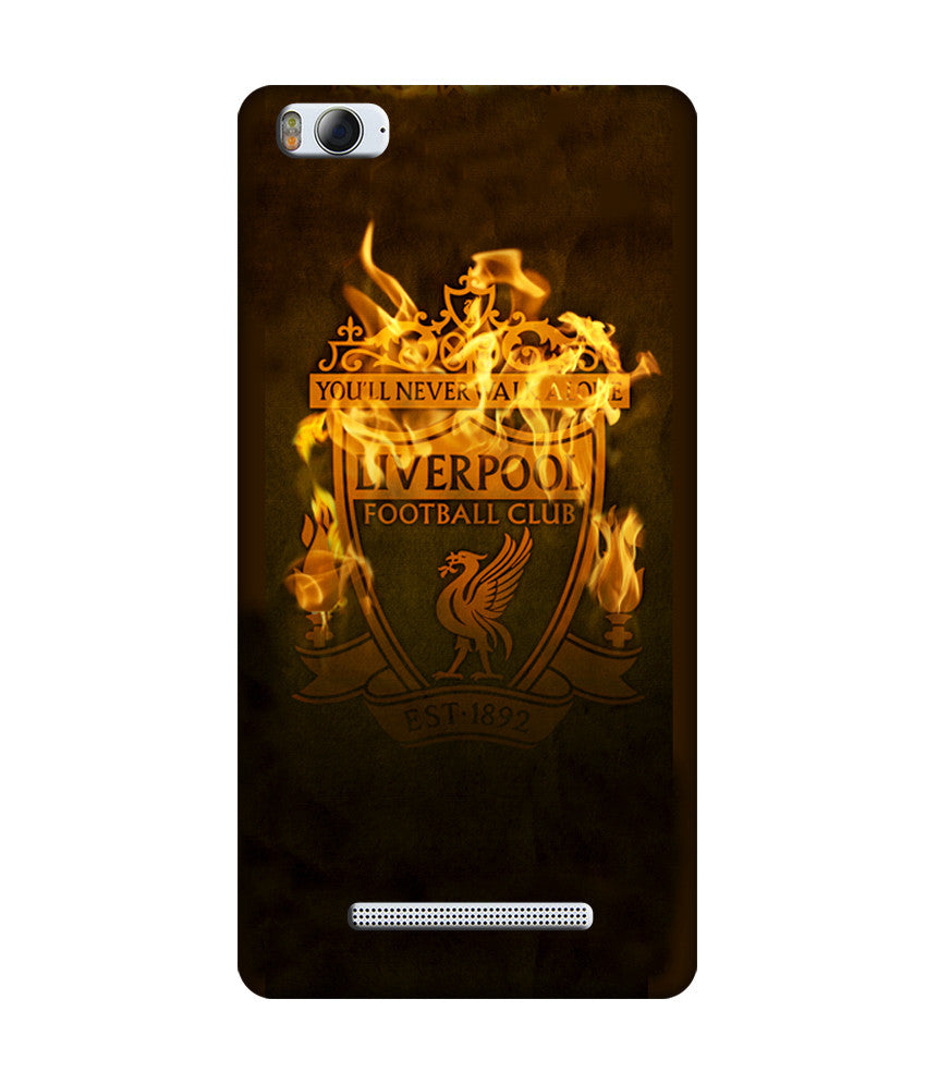Creatives 3D LIVERPOOL Xiaomi  case
