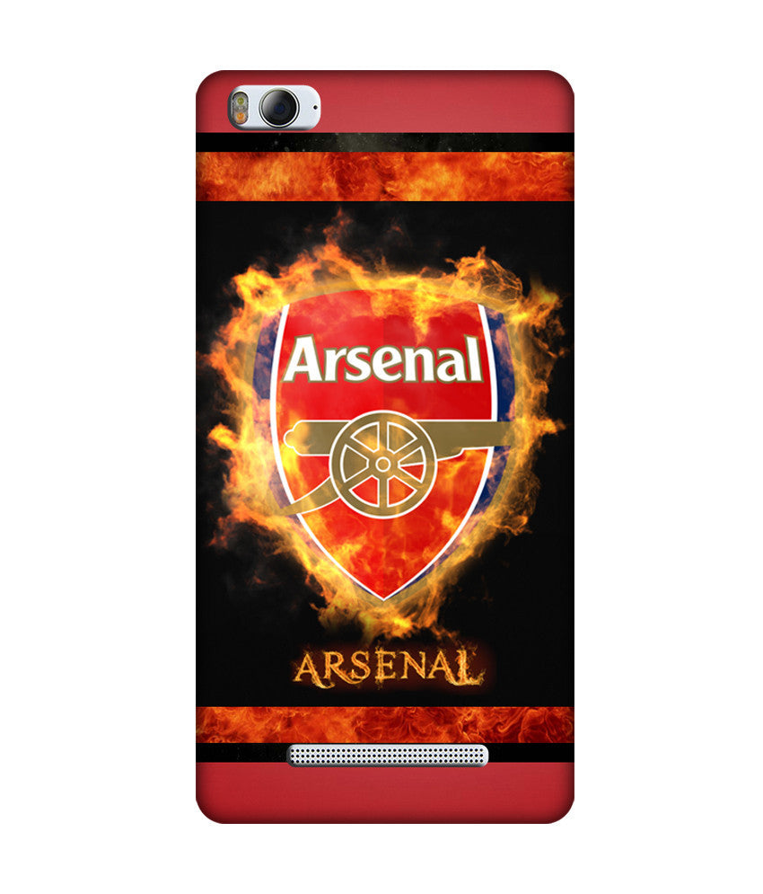 Creatives 3D Arsenal Xiaomi  case
