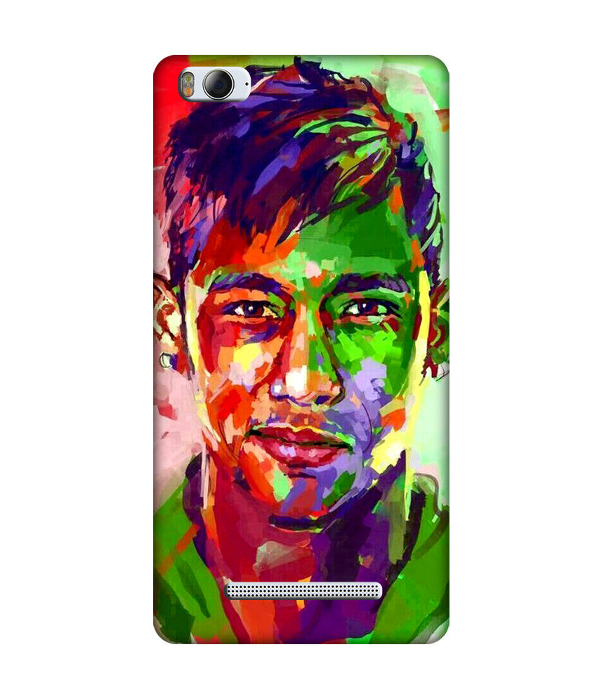 Creatives 3D Neymar Smile Xiaomi  Case