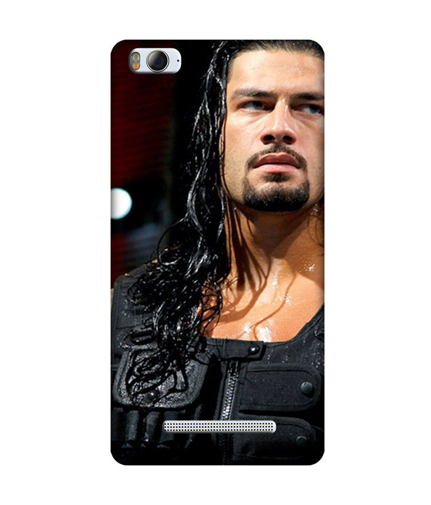 Creatives 3D WWE Roman Reigns