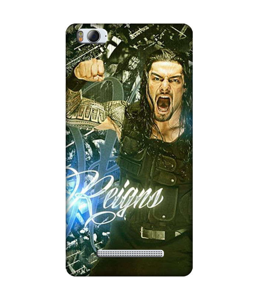 Creatives 3D WWE Roman Reigns  Xiaomi  Case