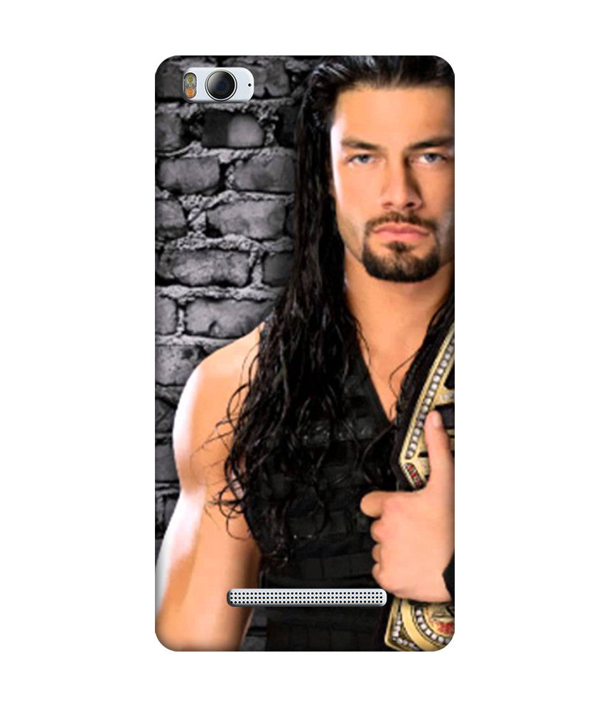 Creatives 3D WWE championship roman reigns Xiaomi  Cover