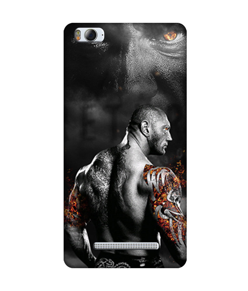 Creatives 3D WWE Batista Xiaomi  Case