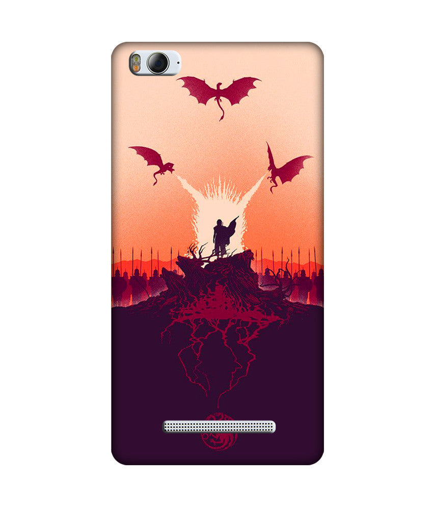 Creatives 3D Game of Thrones  Xiaomi Case