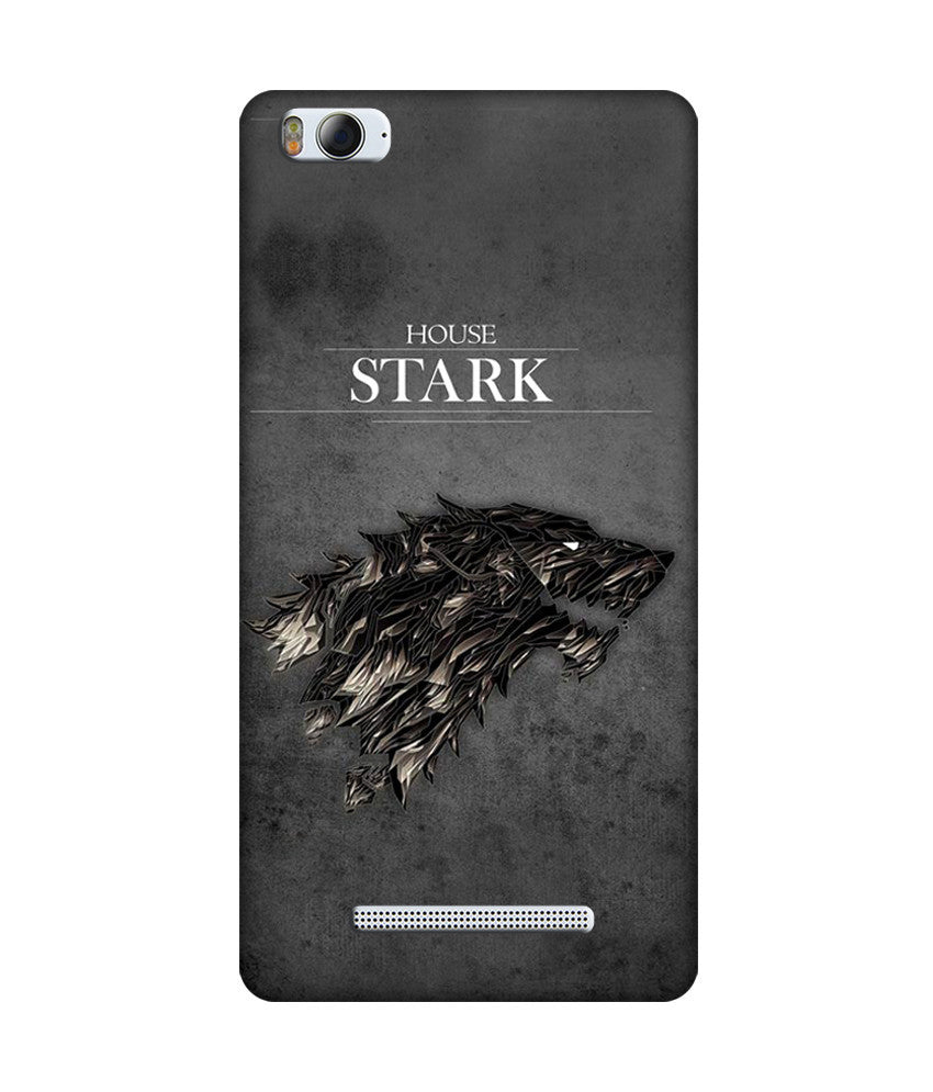 Creatives 3D House Stark Xiaomi Case