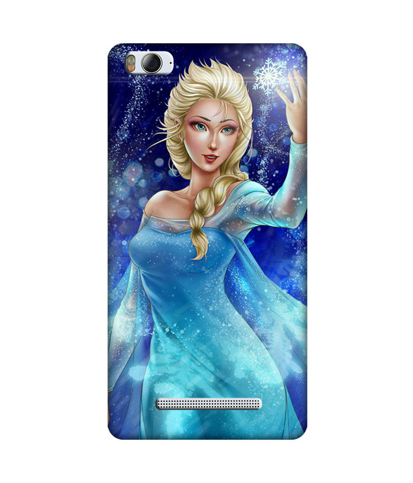 Creatives 3D Frozen Xiaomi Case