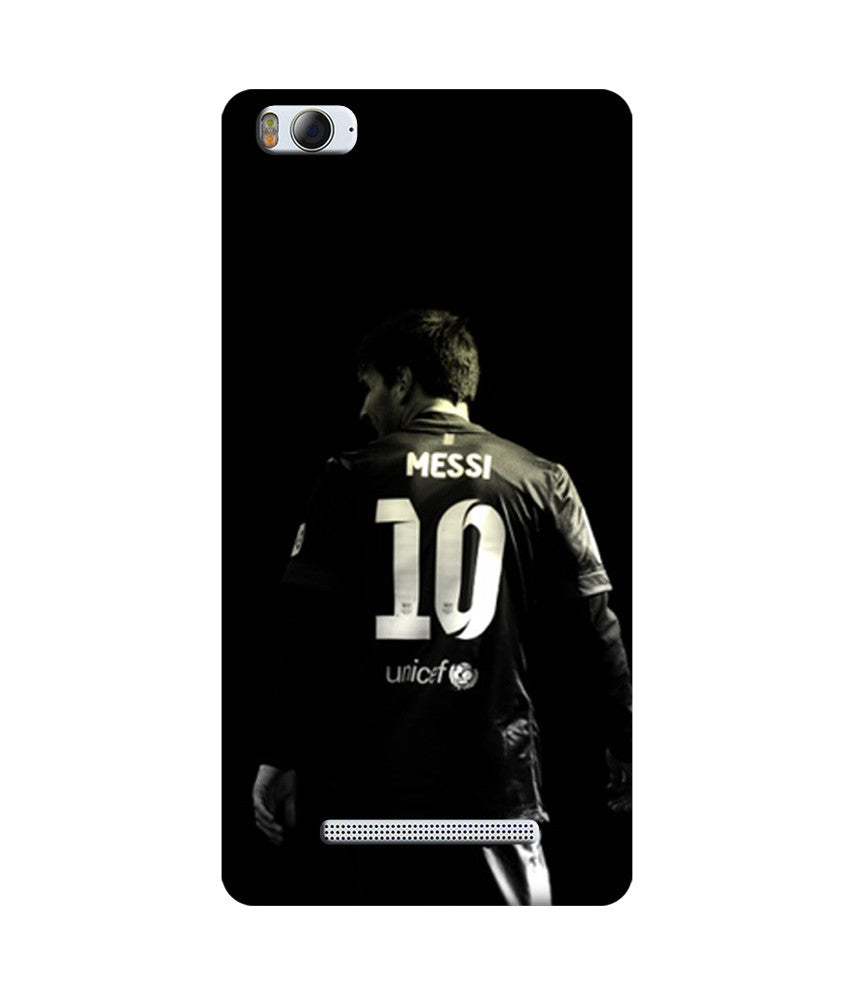Creatives 3D Lionel Messi Xiaomi Case