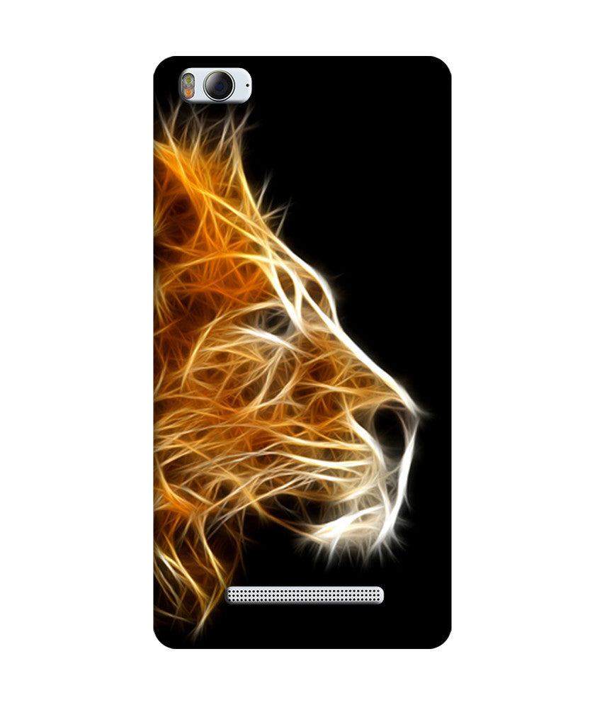 Creatives 3D Lion Xiaomi Case