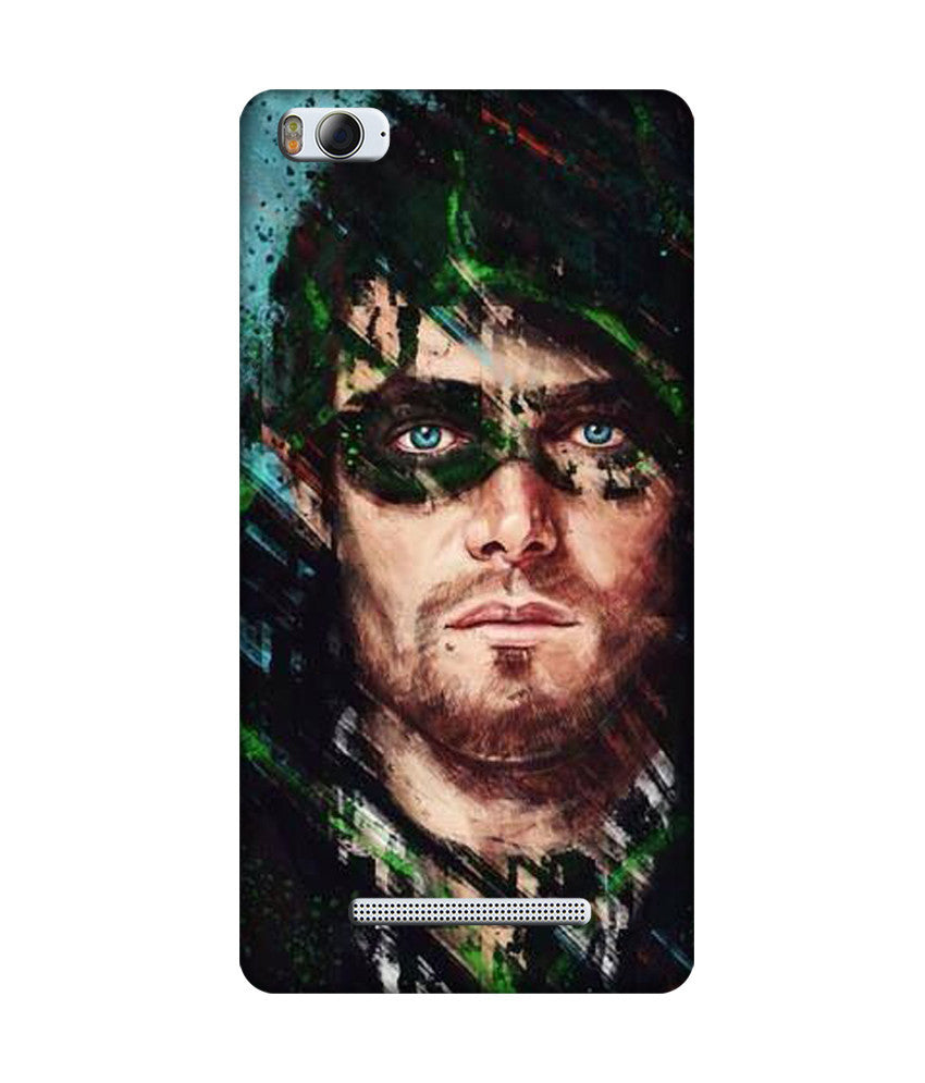 Creatives 3D The Green Arrow Xiaomi Case