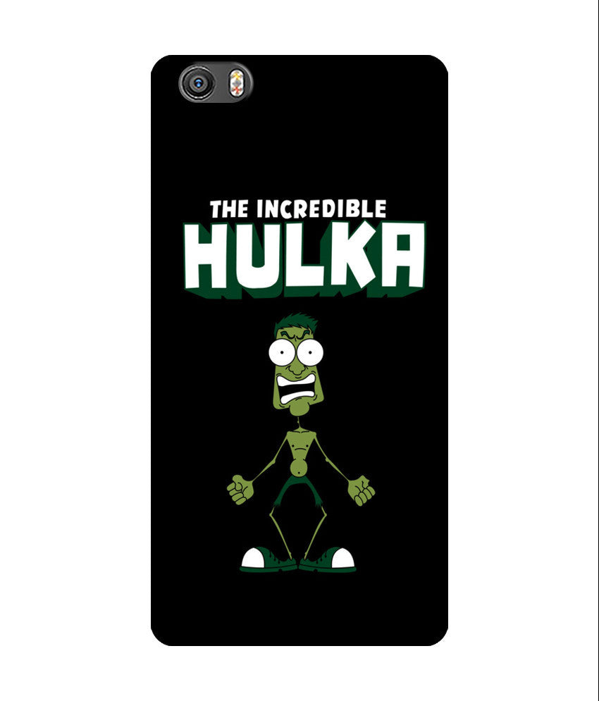 Creatives 3D The Hulk Xiaomi Case