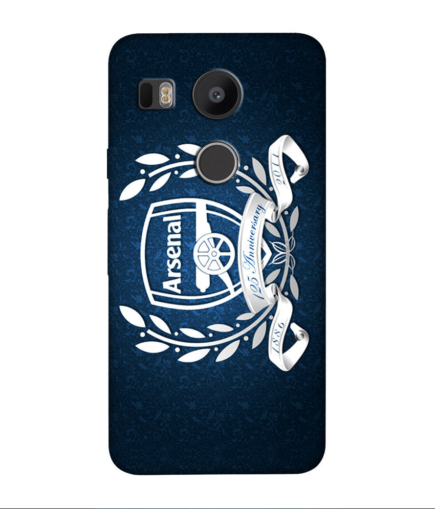 Creatives  3D Arsenal LG  Case