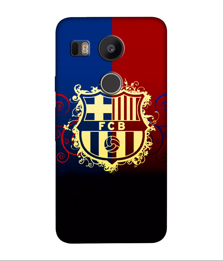 Creatives 3D FCB LG  Case