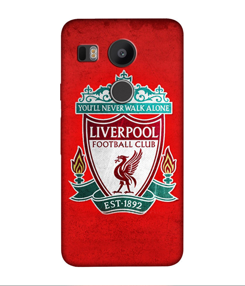 Creatives 3D LIVERPOOL LG  case