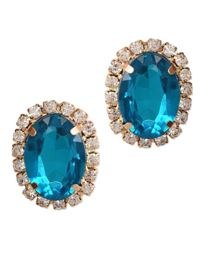Gorgeous Exquisite Rhinestone Earring