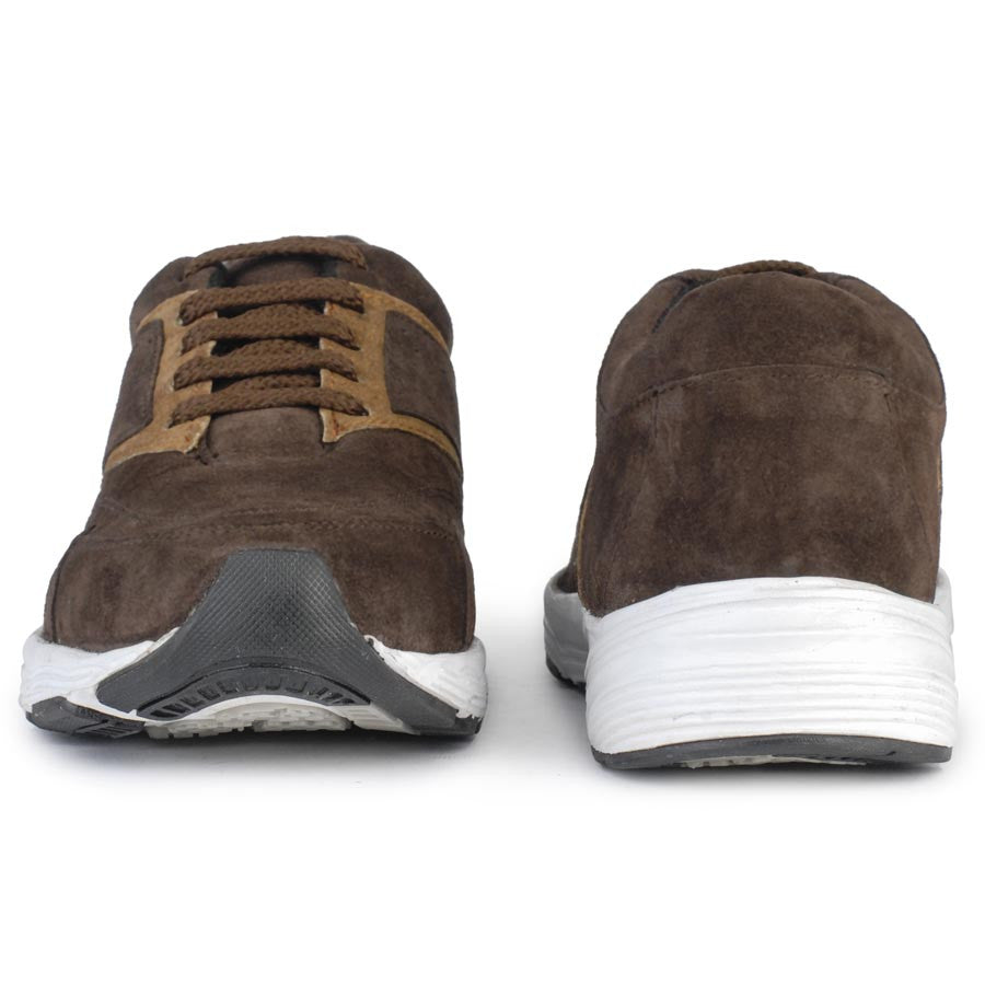 Massimo Italiano Brown Sports Shoes