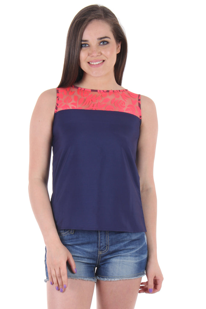 Ruhaan's Beautiful Plain Top