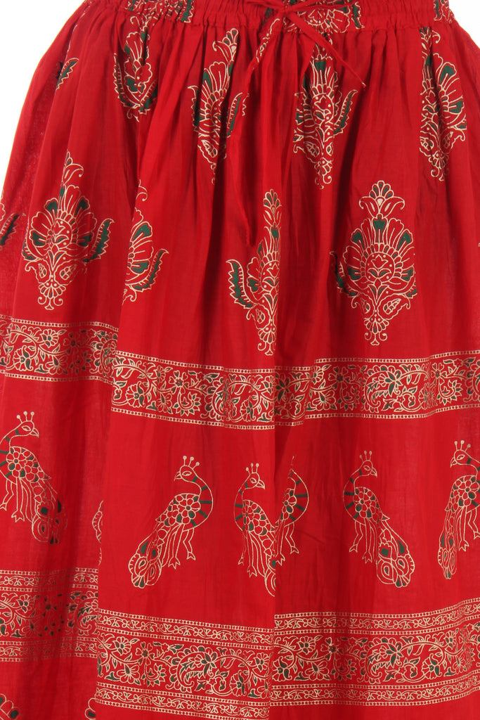 Ruhaan's Beautiful Printed Skirts