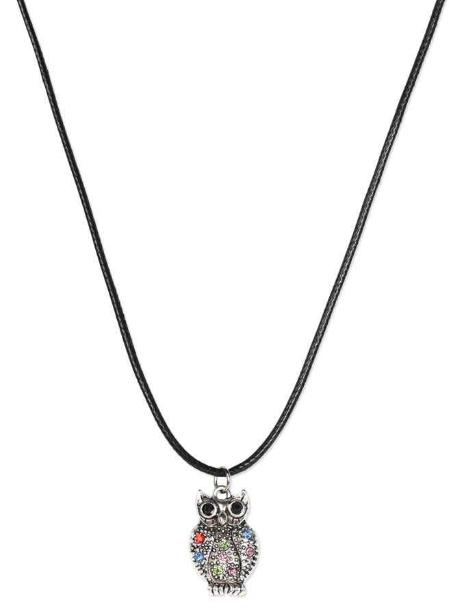 Exclusive Style Owl Necklace