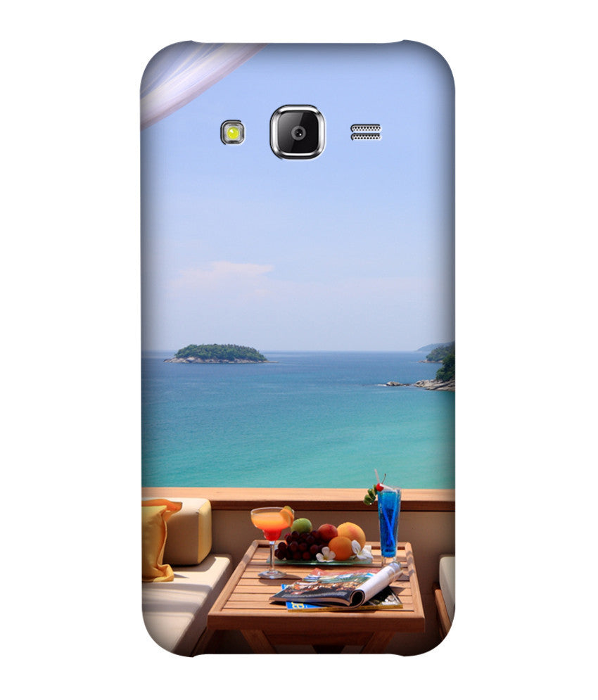Creatives 3D Ocean Samsung Case