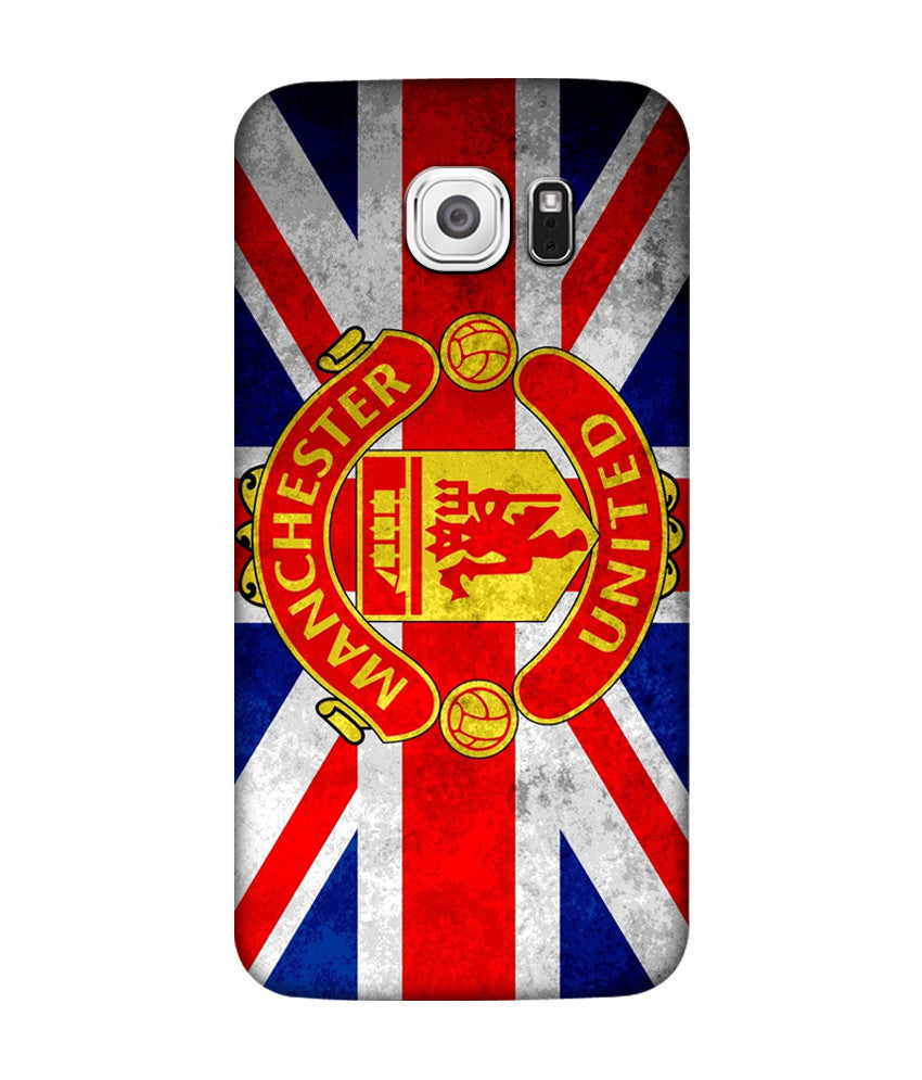 Creatives 3D MANCHESTER UNITED Samsung  case