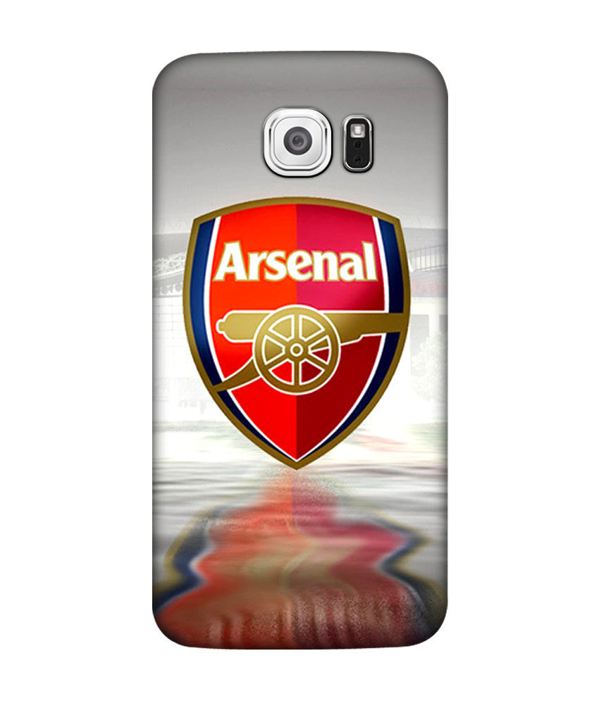 Creatives 3D Arsenal Samsung  case