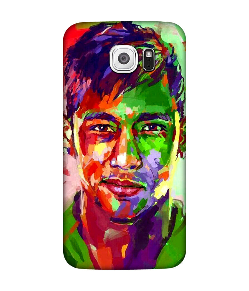 Creatives 3D Neymar Smile Samsung  Case