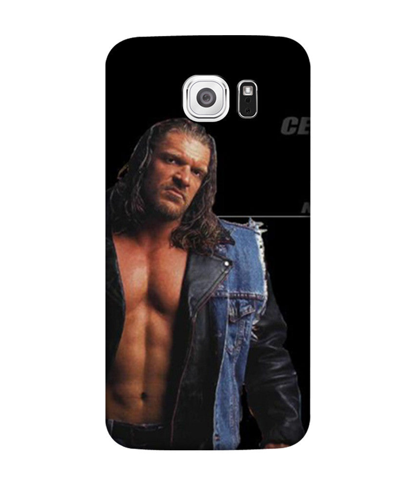 Creatives 3D Triple H Samsung  Case