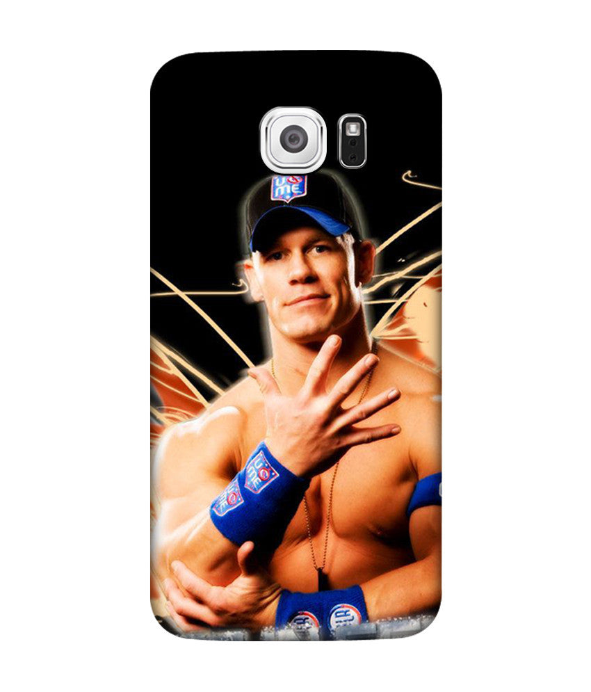 Creatives 3D John Cena Samsung  Case
