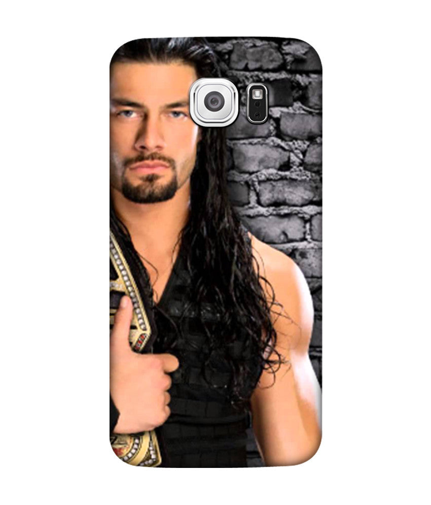 Creatives 3D WWE championship roman reigns Samsung  Cover