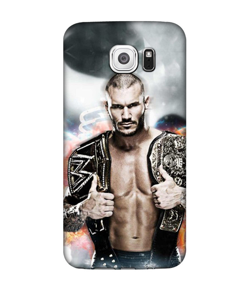 Creatives 3D Randy Orton Samsung  Case