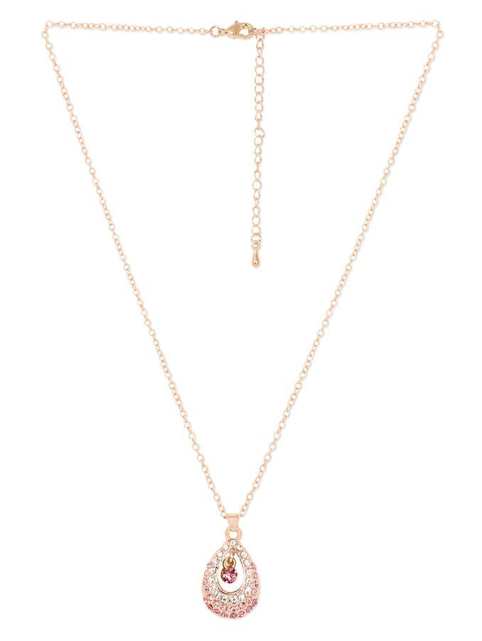 Austria Crystal Full Drop Necklace